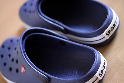 Buty ala crocs