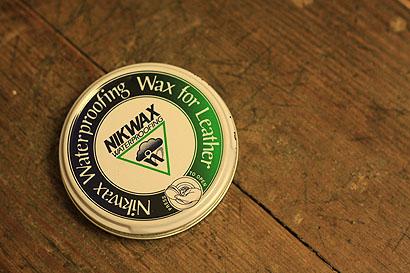 Impregnat do skóry licowej na bazie wosku - Nikwax